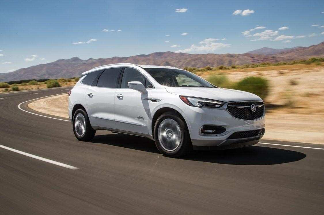 39 Great The 2019 Buick Enclave Wheelbase Review Speed Test with The 2019 Buick Enclave Wheelbase Review