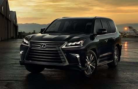 39 Great The Lexus 2019 Lx Redesign And Price Specs by The Lexus 2019 Lx Redesign And Price