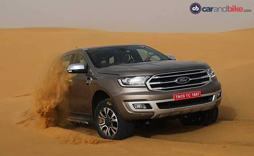 39 New Best Ford Endeavour 2019 Performance And New Engine Wallpaper with Best Ford Endeavour 2019 Performance And New Engine