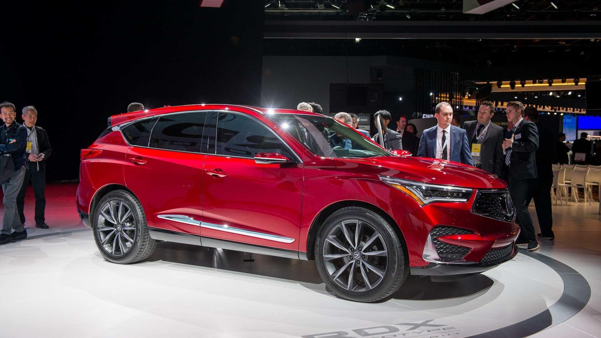 39 New New 2019 Acura Rdx Zero To 60 Spy Shoot Spesification by New 2019 Acura Rdx Zero To 60 Spy Shoot