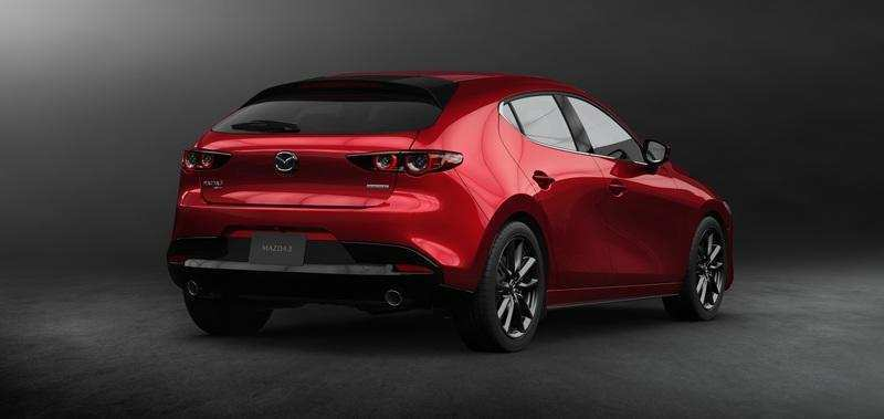 39 New The Mazda 3 2019 Debut Exterior New Review for The Mazda 3 2019 Debut Exterior