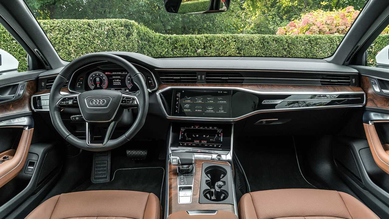 39 The New Audi New A6 2019 Performance Performance for New Audi New A6 2019 Performance