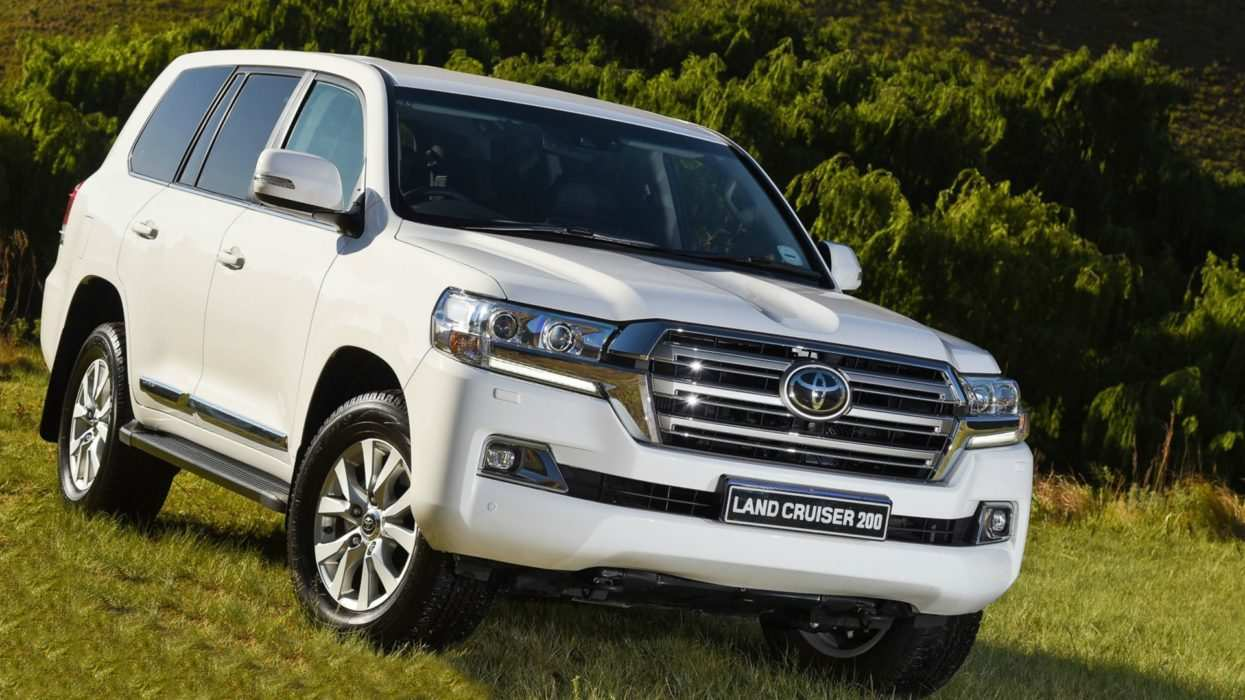 39 The New Toyota Land Cruiser 2019 Rumor Photos by New Toyota Land Cruiser 2019 Rumor