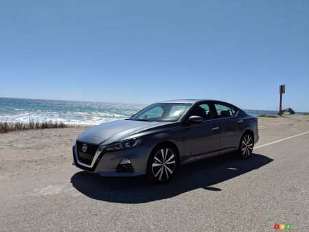 39 The The 2019 Nissan Altima Horsepower First Drive Exterior with The 2019 Nissan Altima Horsepower First Drive
