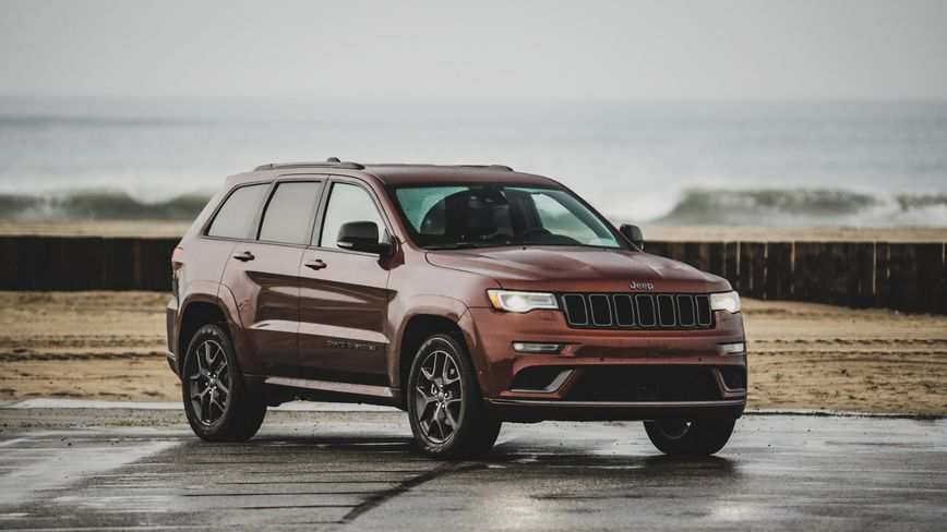 40 All New Best 2019 Jeep Grand Cherokee Limited X New Interior First Drive with Best 2019 Jeep Grand Cherokee Limited X New Interior