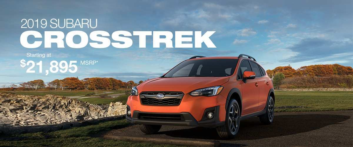 40 All New New 2019 Subaru Crosstrek Khaki New Concept Concept with New 2019 Subaru Crosstrek Khaki New Concept