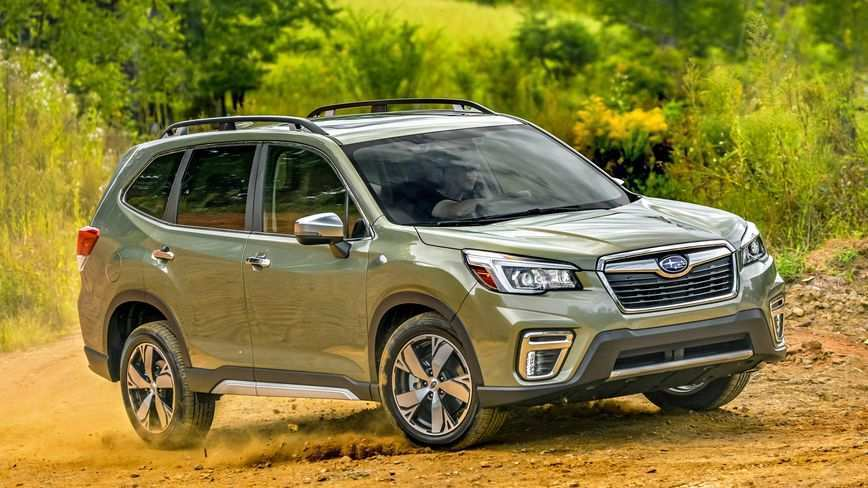 40 All New Subaru Forester 2019 Hybrid Model with Subaru Forester 2019 Hybrid