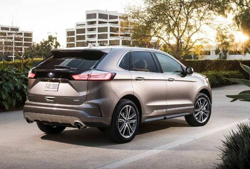 40 All New The 2019 Ford Edge St Youtube Overview And Price Concept with The 2019 Ford Edge St Youtube Overview And Price