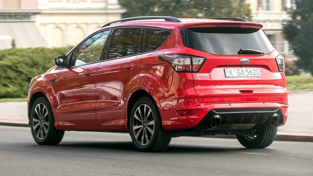 40 All New The Ford 2019 Kuga Redesign Specs with The Ford 2019 Kuga Redesign