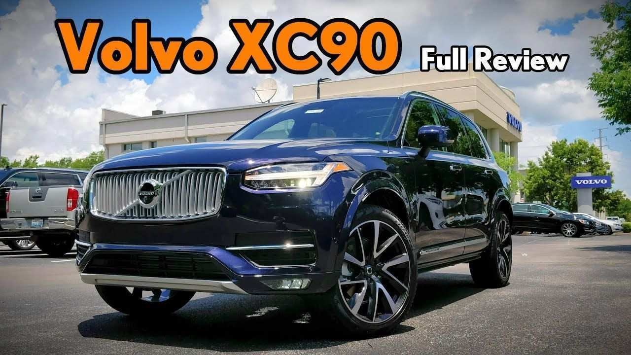 40 All New The Volvo Xc90 2019 New Features Release Images with The Volvo Xc90 2019 New Features Release