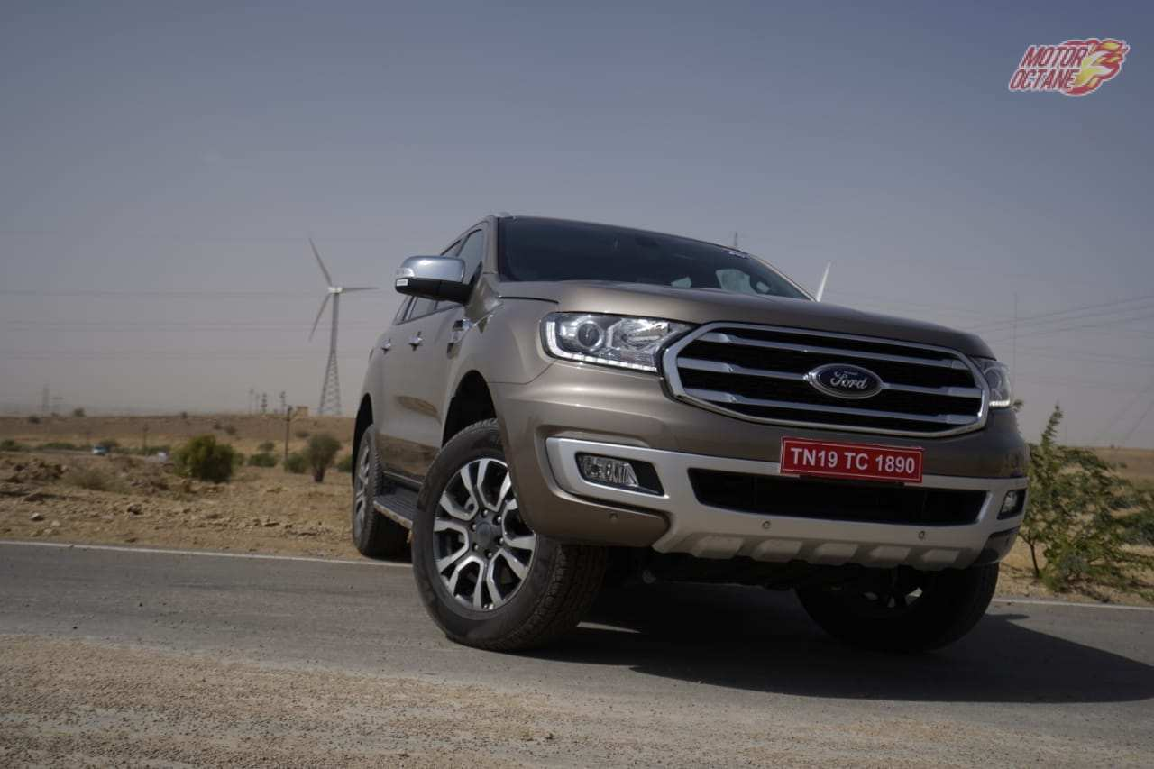 40 Best Review Best Ford Endeavour 2019 Performance And New Engine Performance and New Engine by Best Ford Endeavour 2019 Performance And New Engine