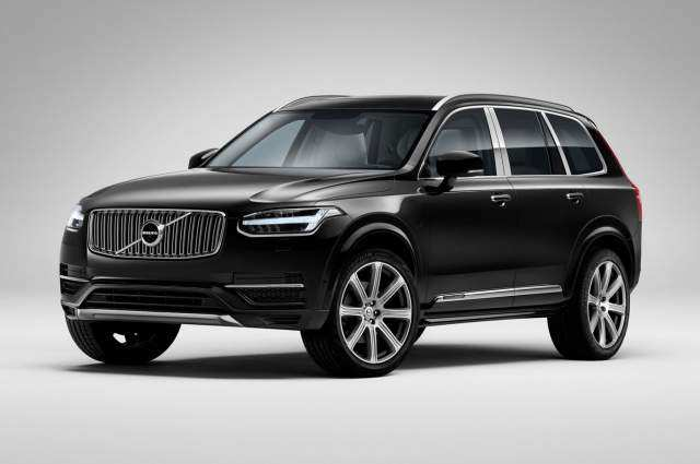 40 Best Review Best Volvo Cx90 2019 Release Specs for Best Volvo Cx90 2019 Release