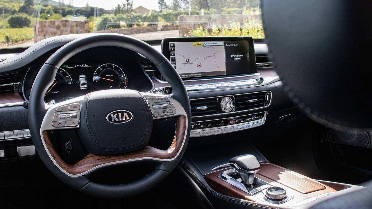 40 Best Review K900 Kia 2019 Redesign for K900 Kia 2019