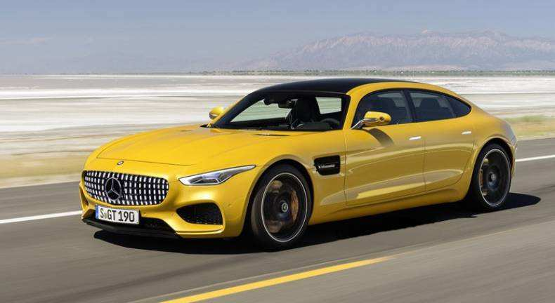 40 Concept of Mercedes 2019 Amg Gt4 Review with Mercedes 2019 Amg Gt4