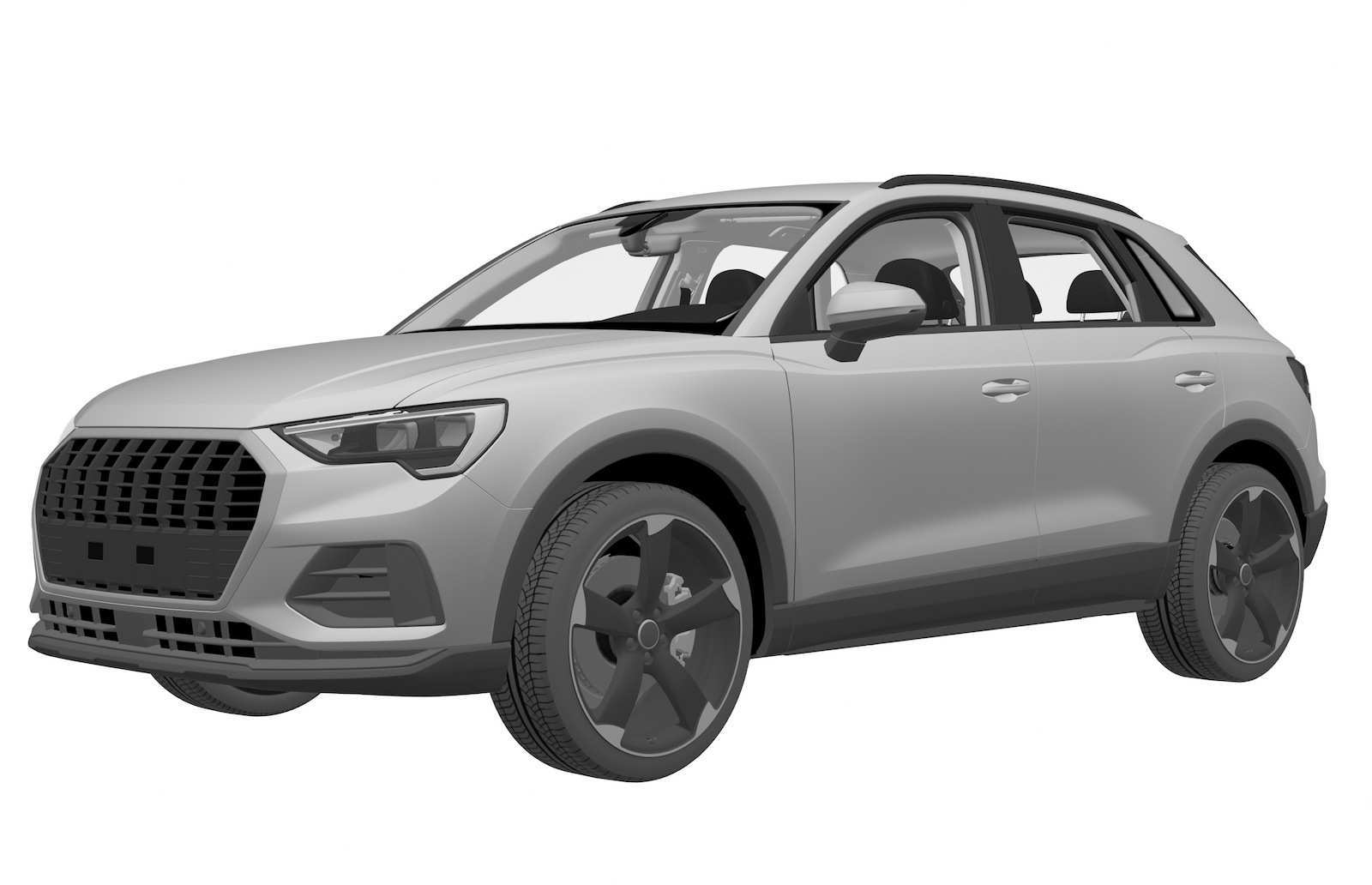 40 Concept of New Audi Q3 2019 Hybrid Price Spesification for New Audi Q3 2019 Hybrid Price