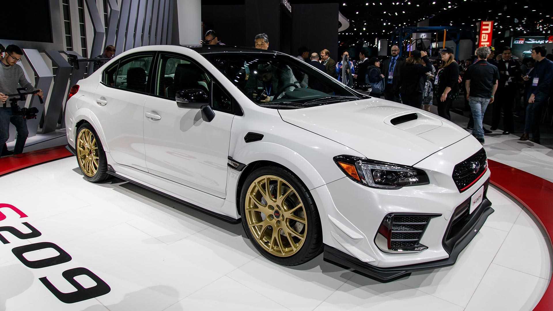 40 Concept of Subaru Impreza Sti 2019 Review for Subaru Impreza Sti 2019