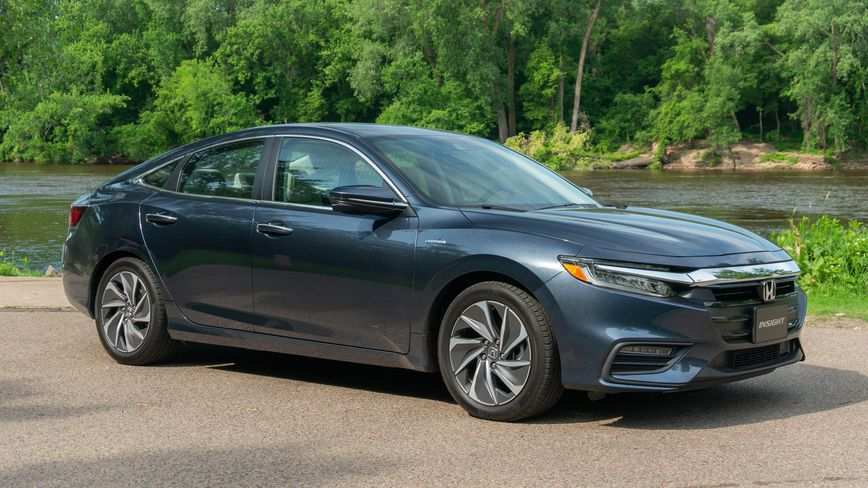 40 Concept of The Honda 2019 Insight Review Specs Interior by The Honda 2019 Insight Review Specs