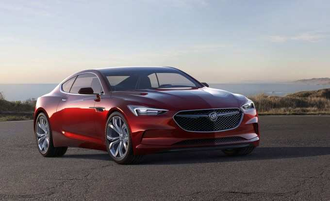 40 Gallery of Buick Concept Cars 2019 Picture Release Date And Review Photos by Buick Concept Cars 2019 Picture Release Date And Review