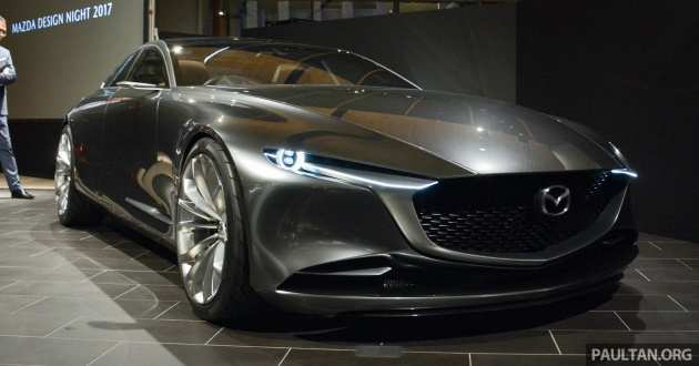 40 Gallery of The 2019 Mazda Vision Coupe Price Concept Exterior with The 2019 Mazda Vision Coupe Price Concept