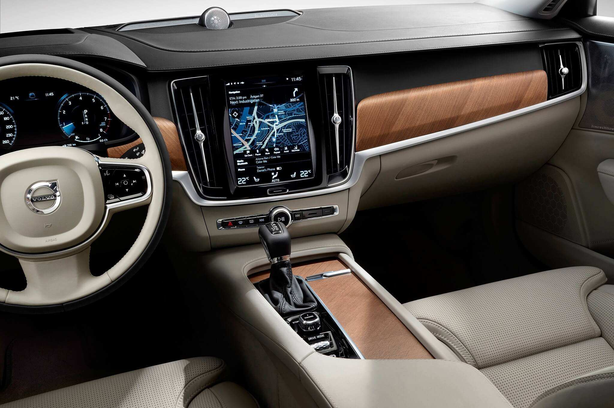 40 Gallery of Volvo Xc90 2019 Interior Configurations for Volvo Xc90 2019 Interior