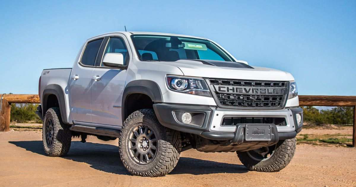 40 Great 2019 Chevrolet Colorado Update Price And Review History by 2019 Chevrolet Colorado Update Price And Review