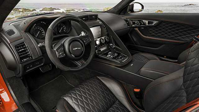 40 Great 2019 Jaguar F Type Interior Rumors by 2019 Jaguar F Type Interior