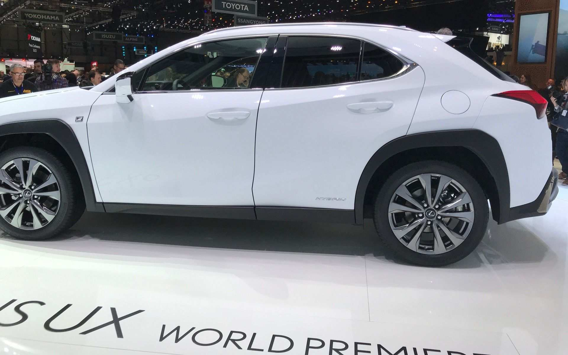 40 Great 2019 Lexus Ux Price Canada Price with 2019 Lexus Ux Price Canada