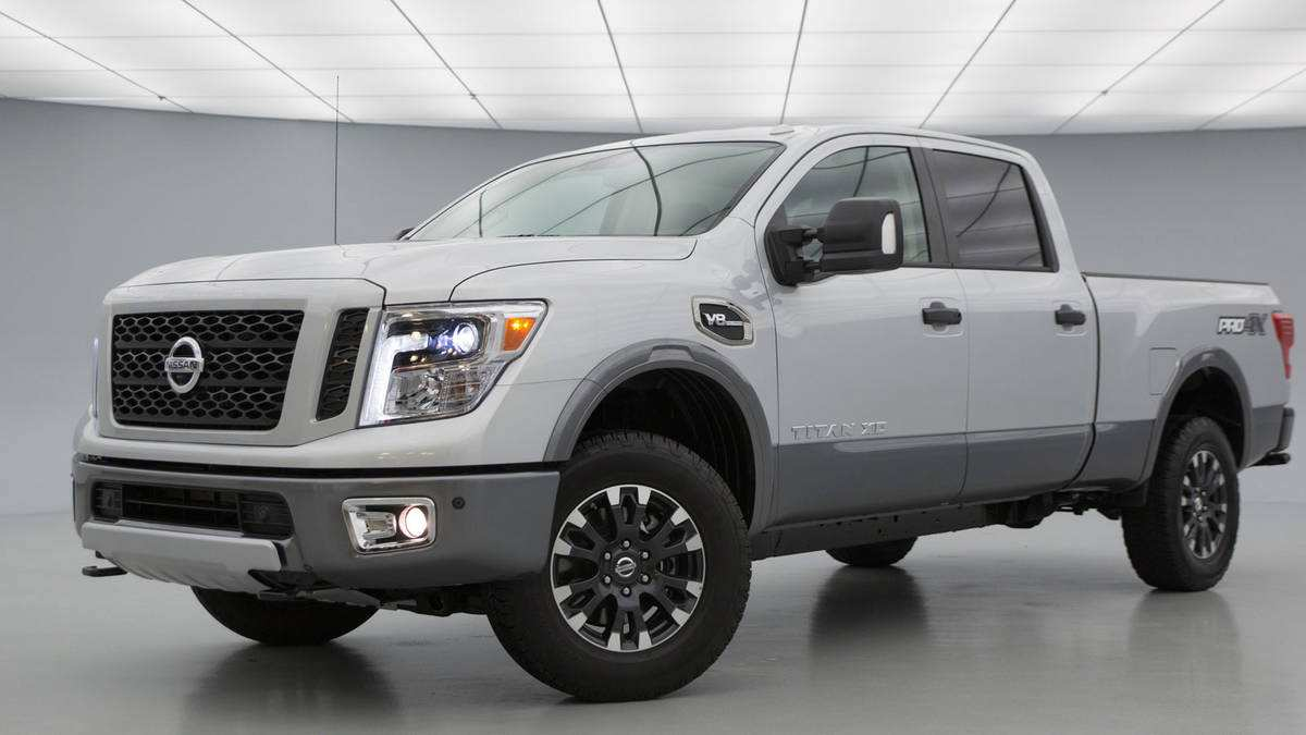 40 Great Best Nissan 2019 Titan Xd Overview And Price Release Date by Best Nissan 2019 Titan Xd Overview And Price