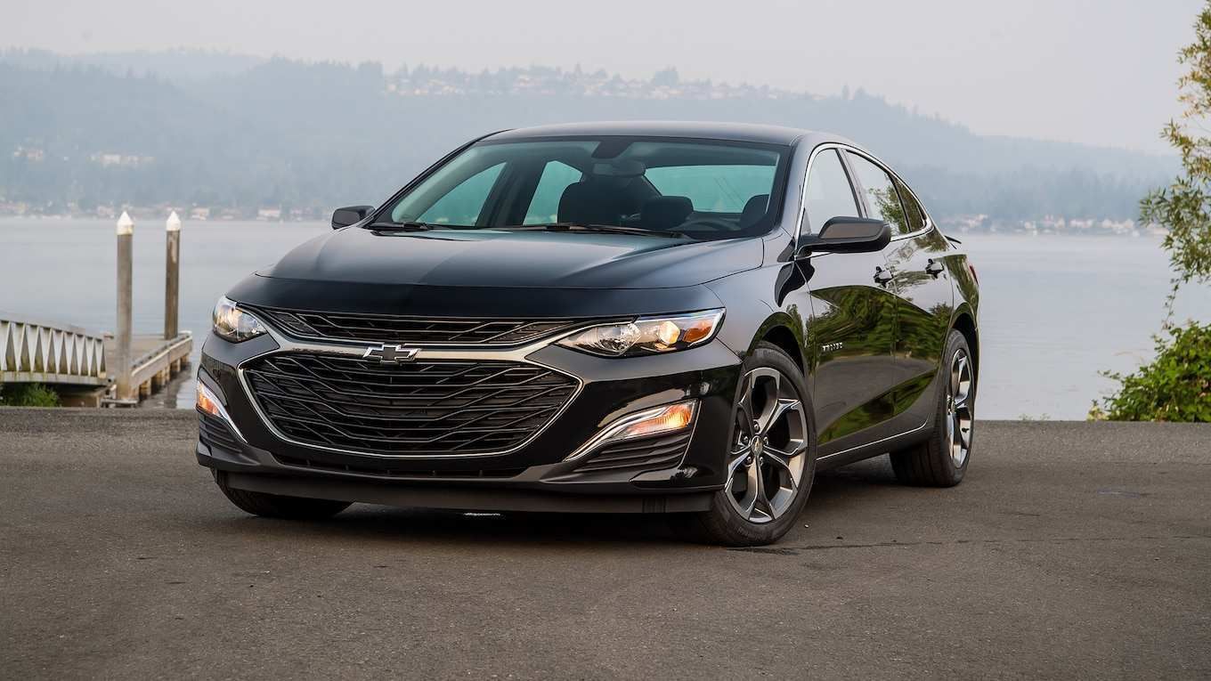 40 Great New Chevrolet Malibu 2019 Release Date Exterior And Interior Review Exterior and Interior for New Chevrolet Malibu 2019 Release Date Exterior And Interior Review