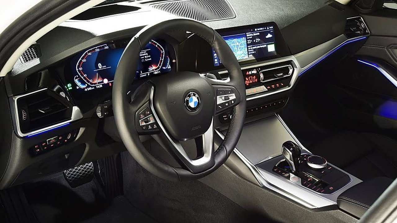40 Great The 2019 Bmw Dashboard Specs And Review Spy Shoot with The 2019 Bmw Dashboard Specs And Review