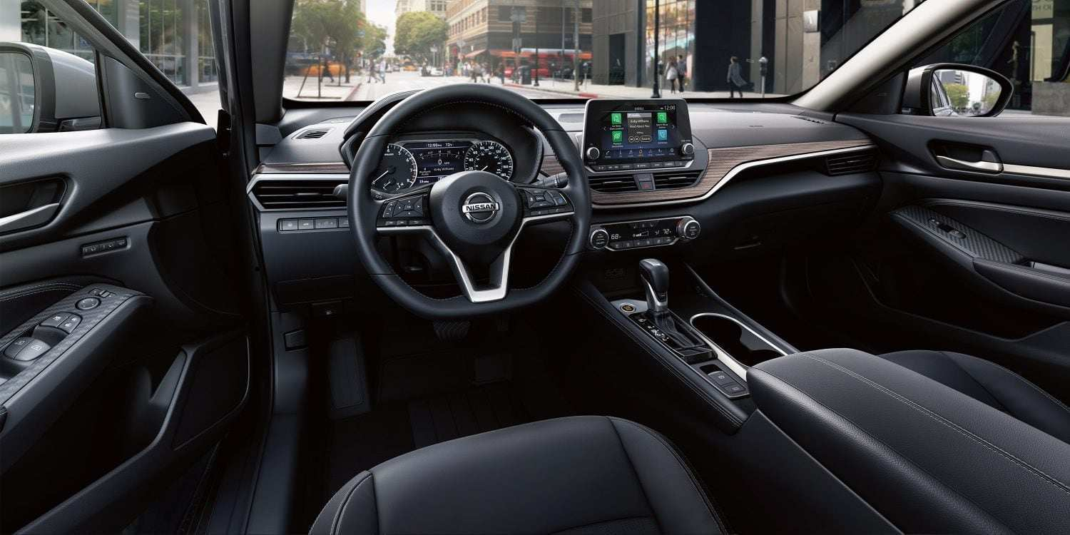 40 Great The 2019 Nissan Altima Interior Redesign And Concept Configurations by The 2019 Nissan Altima Interior Redesign And Concept