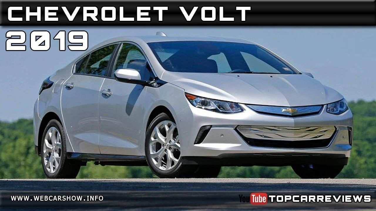 40 New Best Chevrolet 2019 Volt Concept Exterior and Interior by Best Chevrolet 2019 Volt Concept