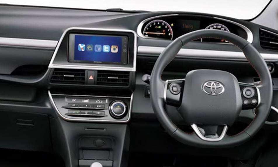40 New Sienta Toyota 2019 New Interior Photos by Sienta Toyota 2019 New Interior