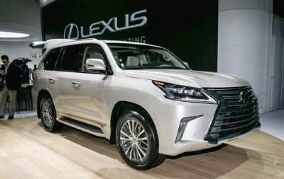 40 New The Lexus 2019 Lx Redesign And Price Images by The Lexus 2019 Lx Redesign And Price