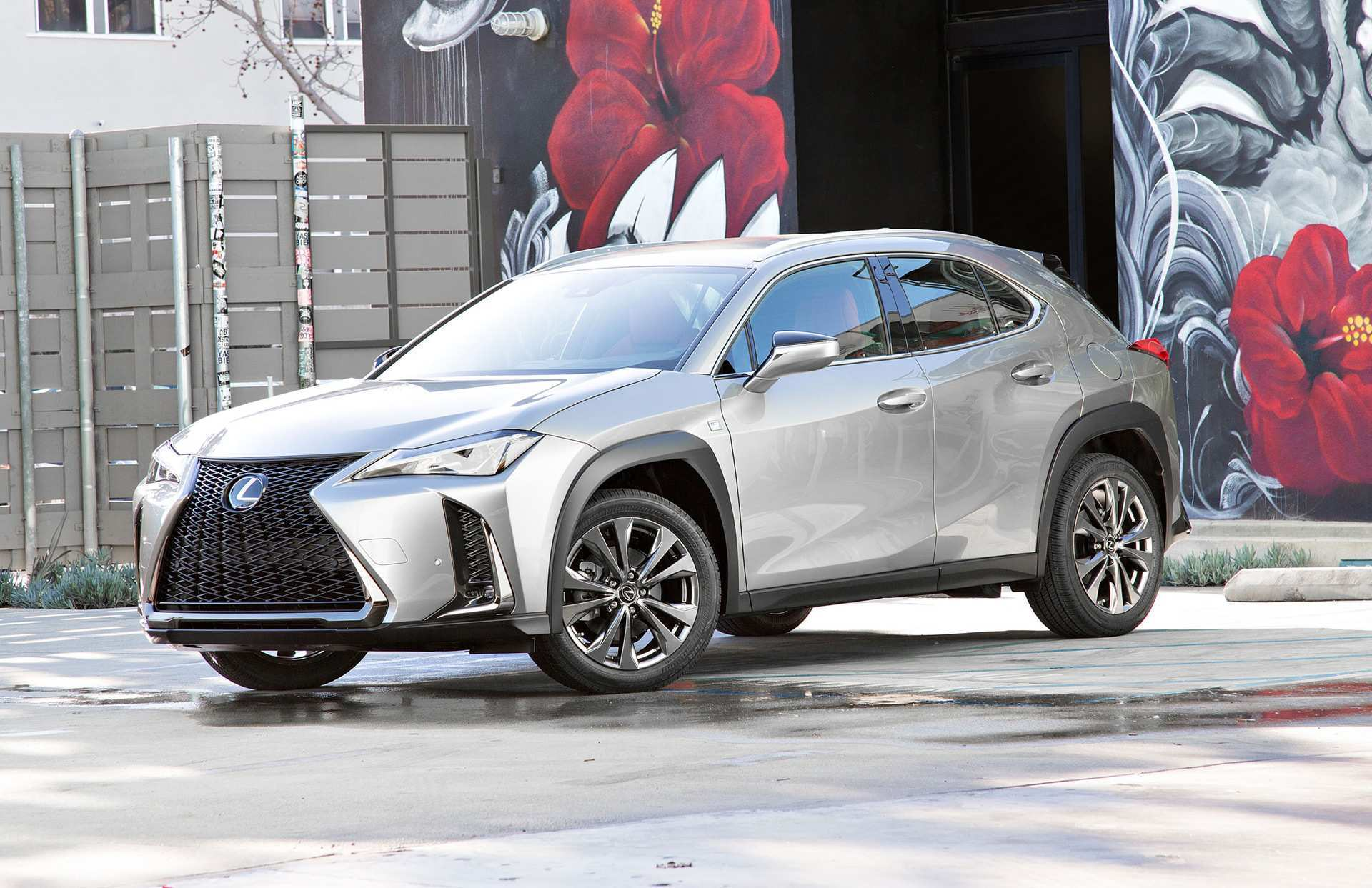 40 The 2019 Lexus Ux Hybrid Exterior for 2019 Lexus Ux Hybrid