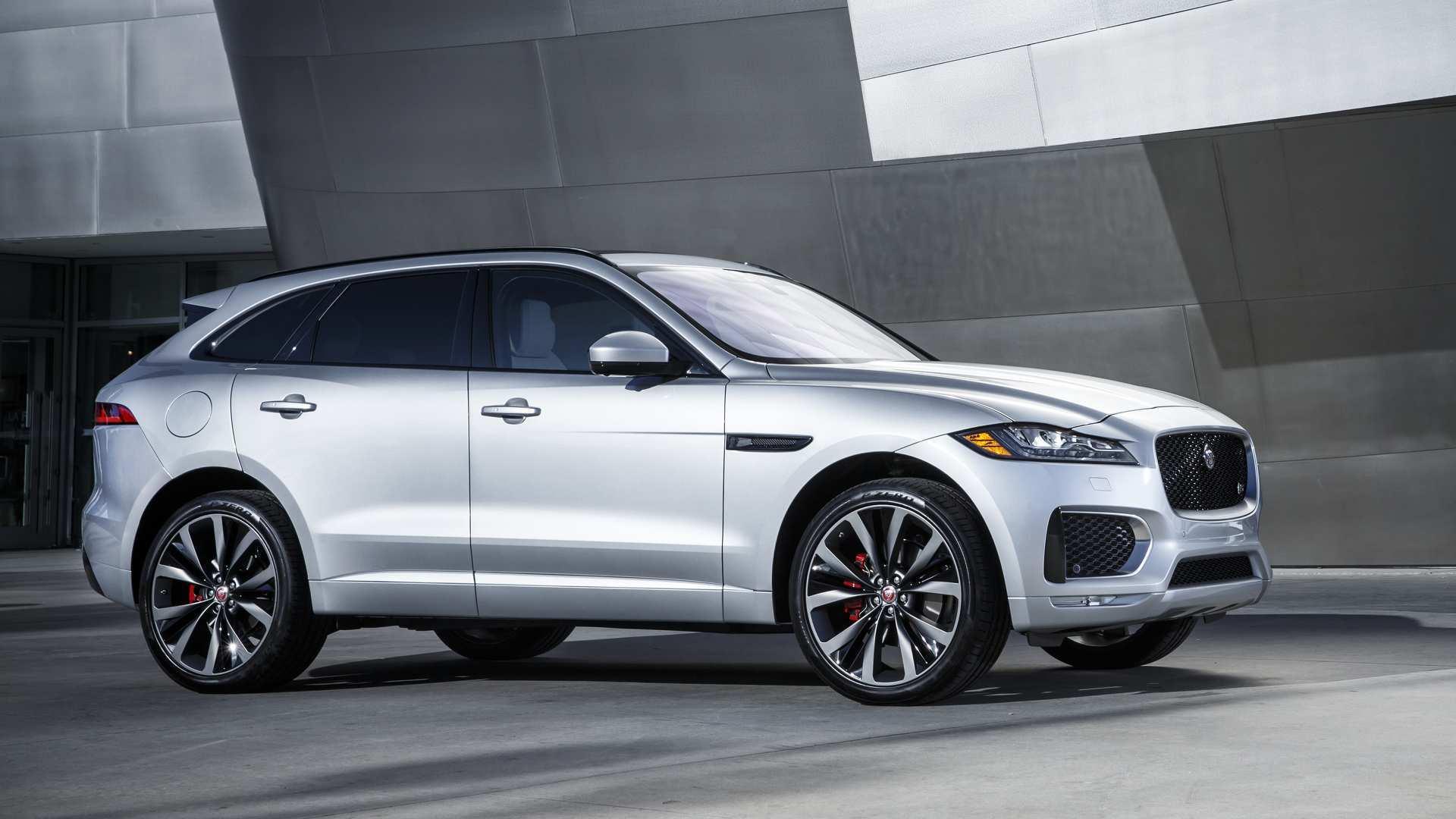 40 The Best Jaguar 2019 F Pace Review New Review Images with Best Jaguar 2019 F Pace Review New Review
