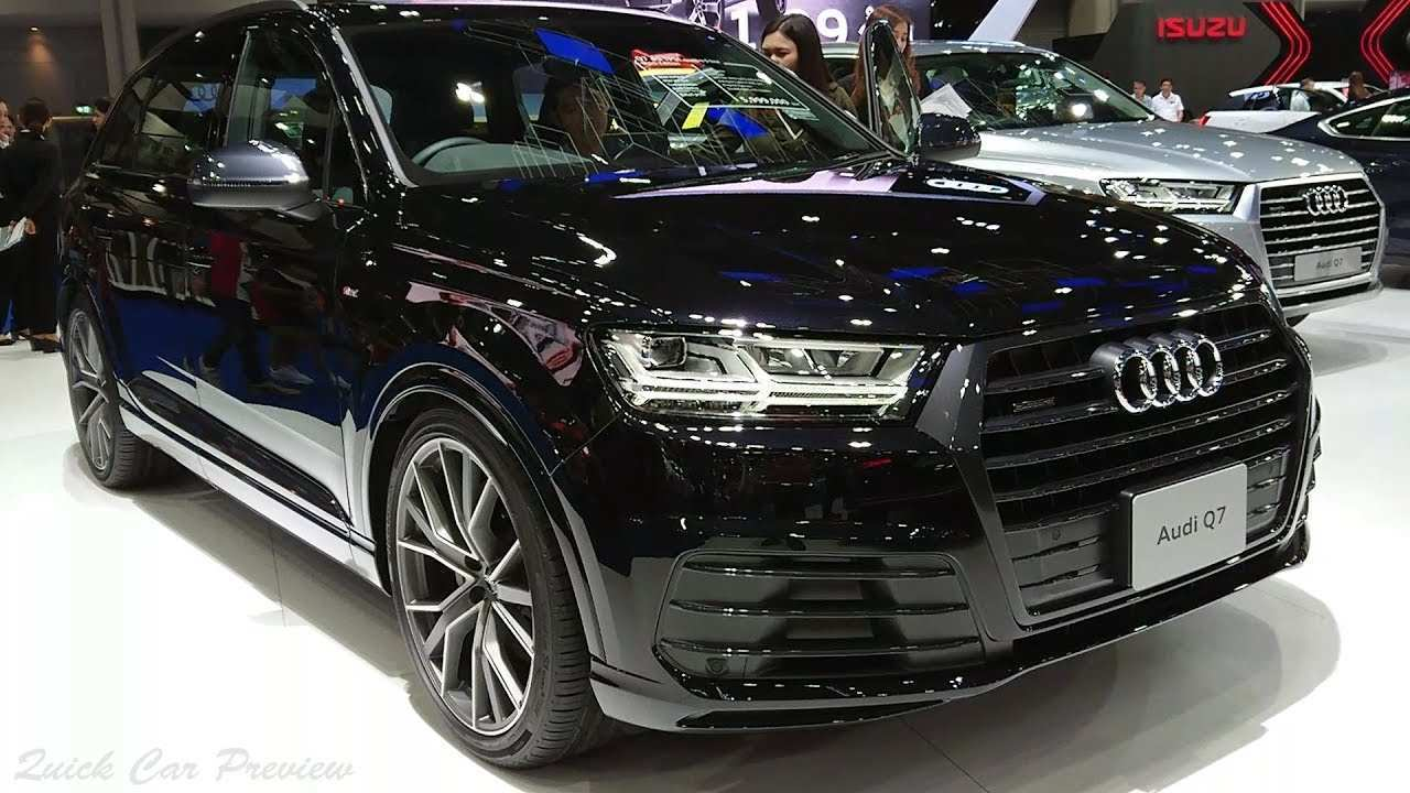 40 The New Audi Q7 2019 Youtube Spesification Performance and New Engine by New Audi Q7 2019 Youtube Spesification