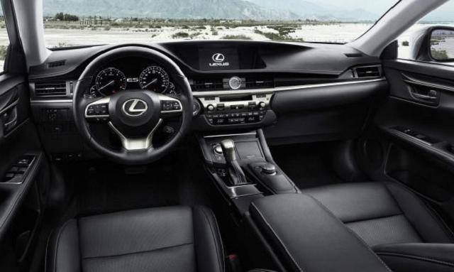 40 The New Lexus Es 2019 Wheelbase Interior Performance with New Lexus Es 2019 Wheelbase Interior