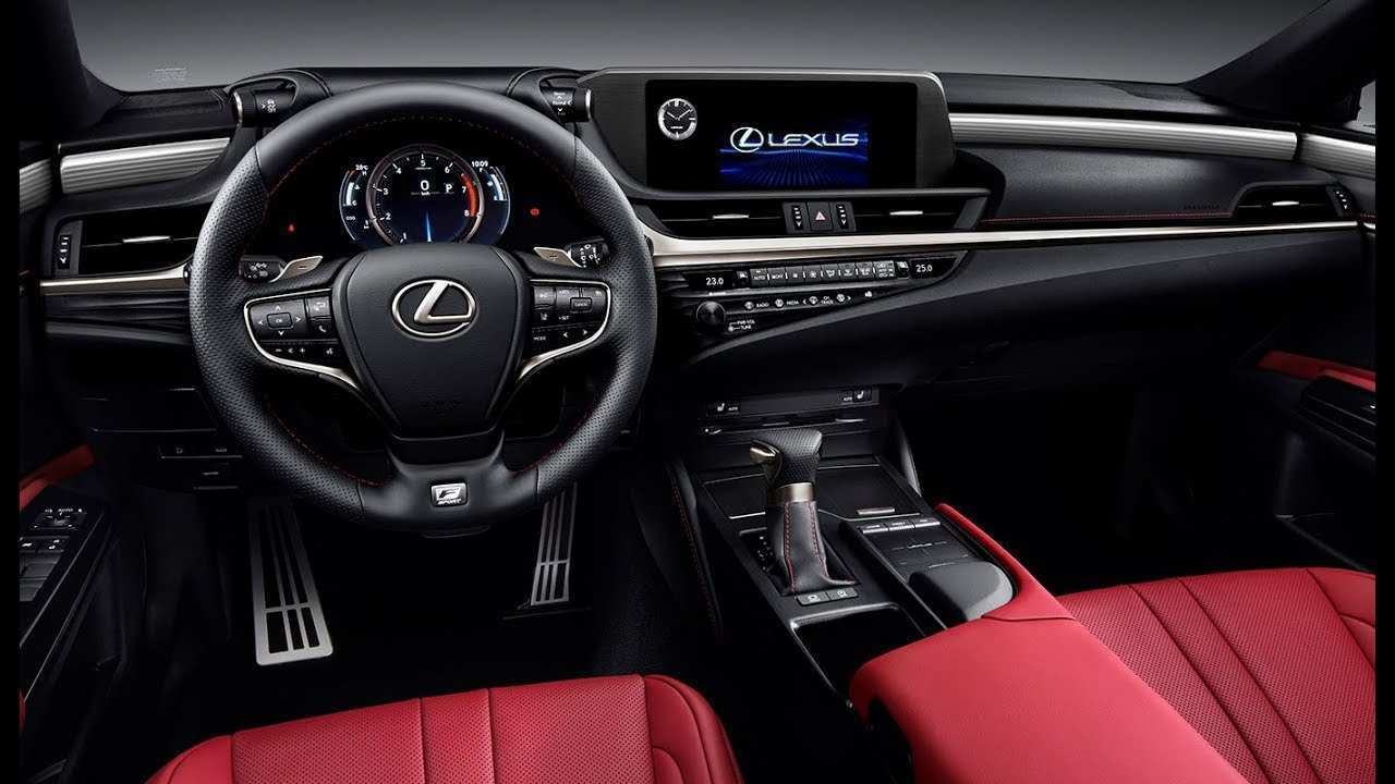 40 The New Lexus Es 2019 Wheelbase Interior Performance with New Lexus Es 2019 Wheelbase Interior