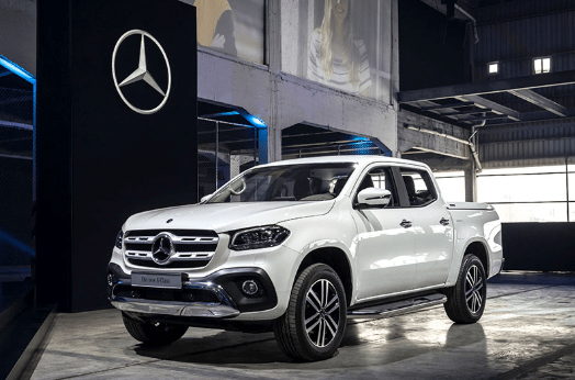41 All New 2019 Mercedes X Class Pickup Truck Release Date History by 2019 Mercedes X Class Pickup Truck Release Date
