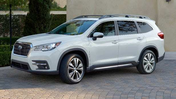 41 All New Best 2019 Subaru Ascent Release Date Usa Specs Prices with Best 2019 Subaru Ascent Release Date Usa Specs