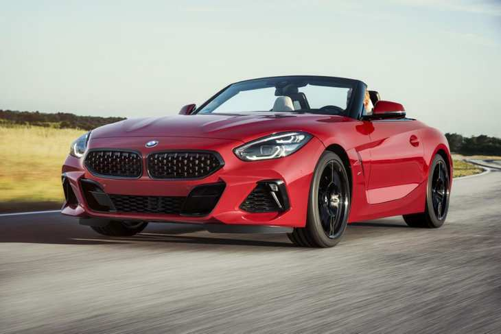 41 All New New Bmw Z4 2019 Release Date Review And Specs Configurations by New Bmw Z4 2019 Release Date Review And Specs