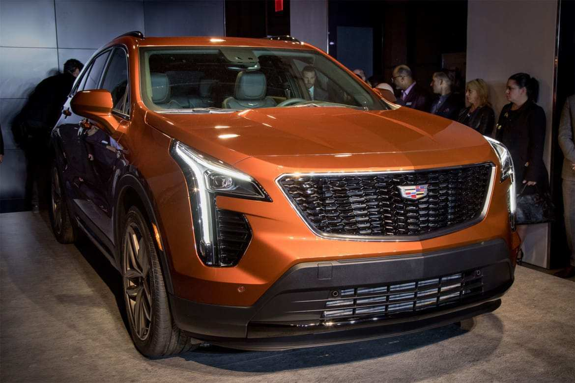 41 All New New Cadillac 2019 Xt4 Price Rumors for New Cadillac 2019 Xt4 Price