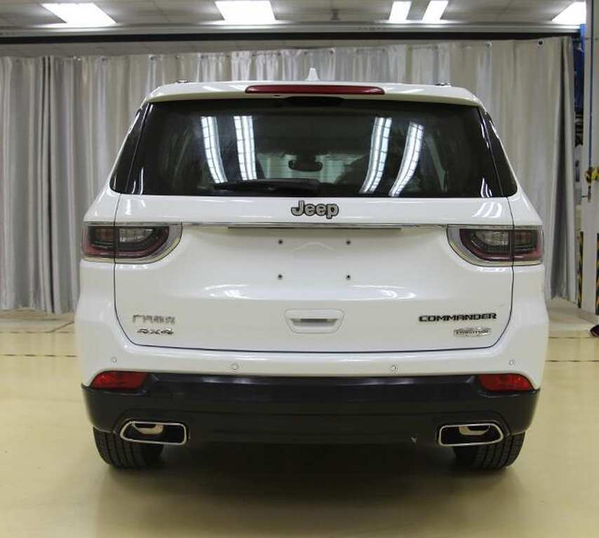 41 All New New Jeep Grand Commander 2019 Price Engine with New Jeep Grand Commander 2019 Price