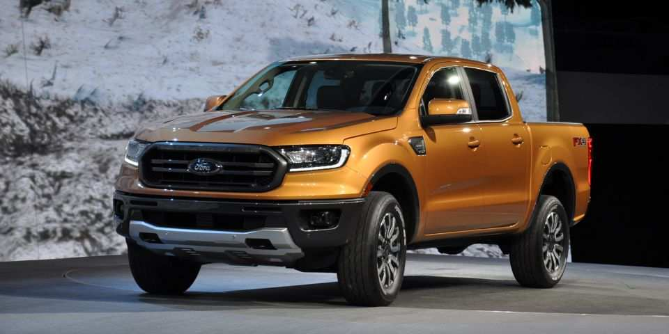 41 All New The 2019 Ford Ranger Canada Engine Redesign by The 2019 Ford Ranger Canada Engine