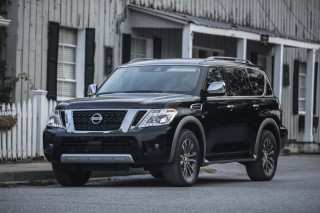 41 Best Review Nissan Armada 2019 Overview New Review for Nissan Armada 2019 Overview