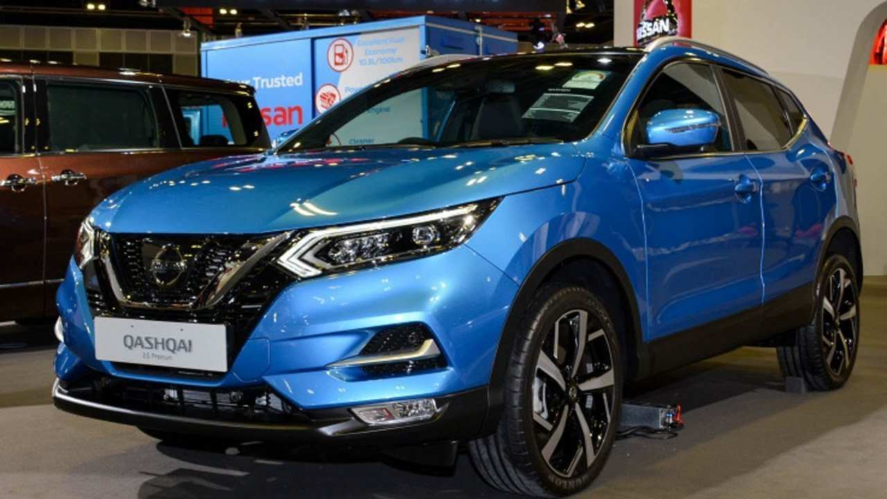 41 Concept of New Nissan Qashqai 2019 Youtube New Engine Concept with New Nissan Qashqai 2019 Youtube New Engine