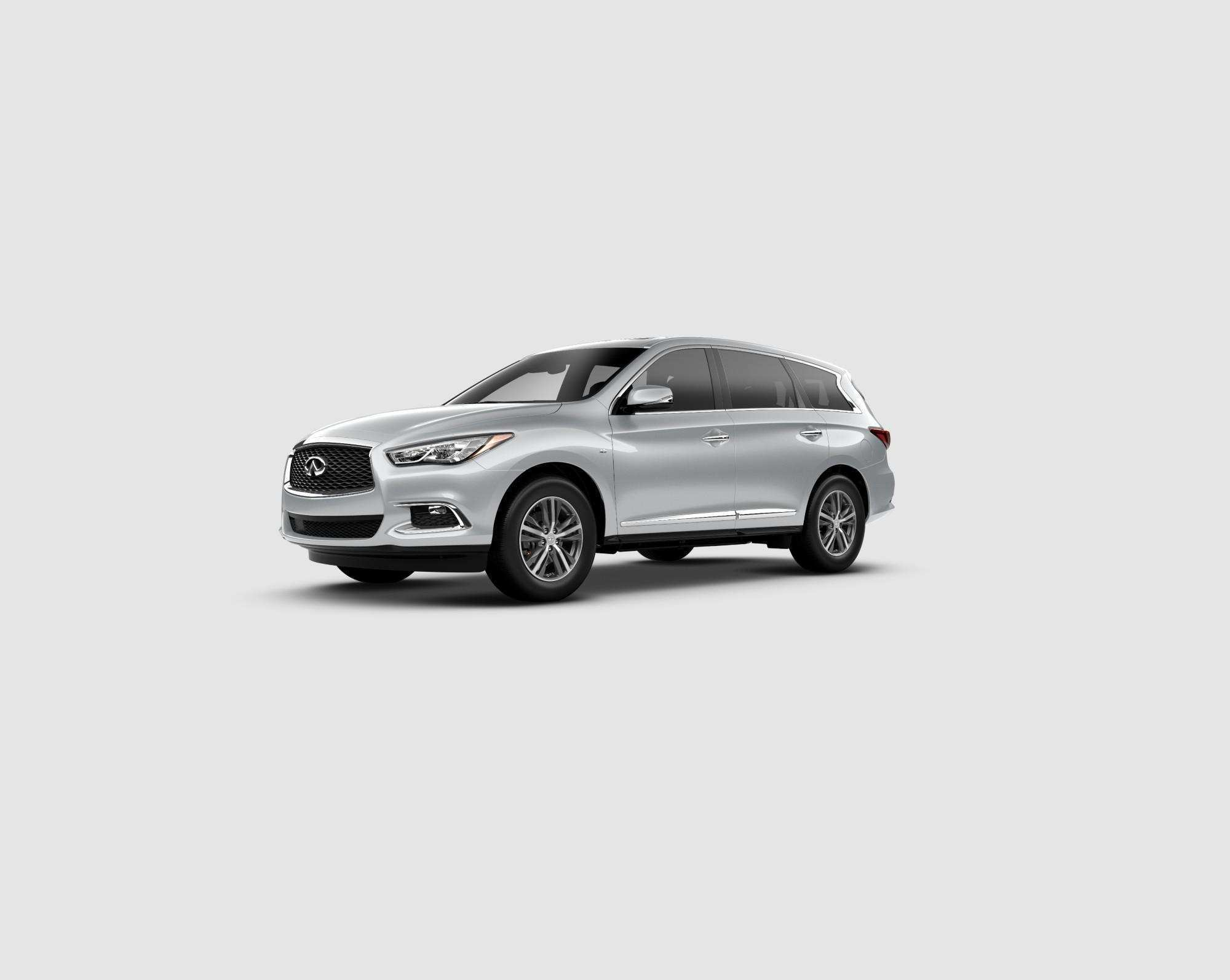 41 Concept of The New Infiniti Qx60 2019 Spesification Model by The New Infiniti Qx60 2019 Spesification