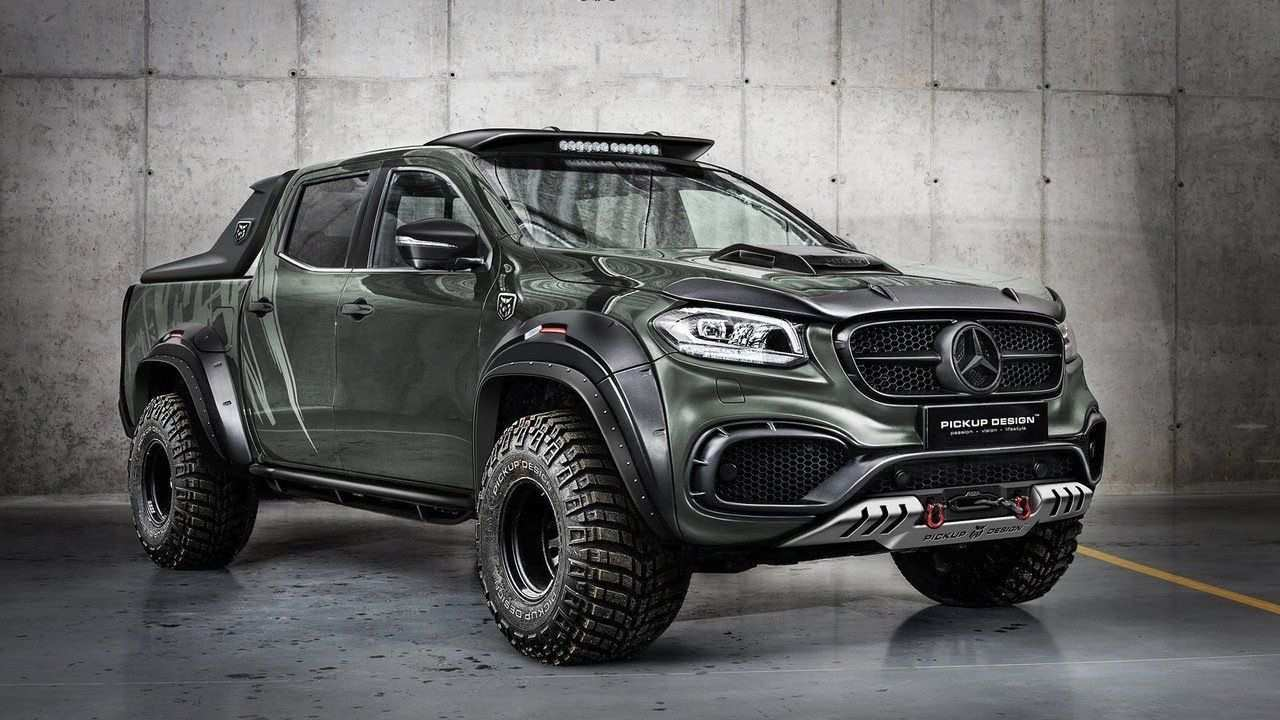 41 Gallery of 2019 Mercedes X Class Configurations by 2019 Mercedes X Class