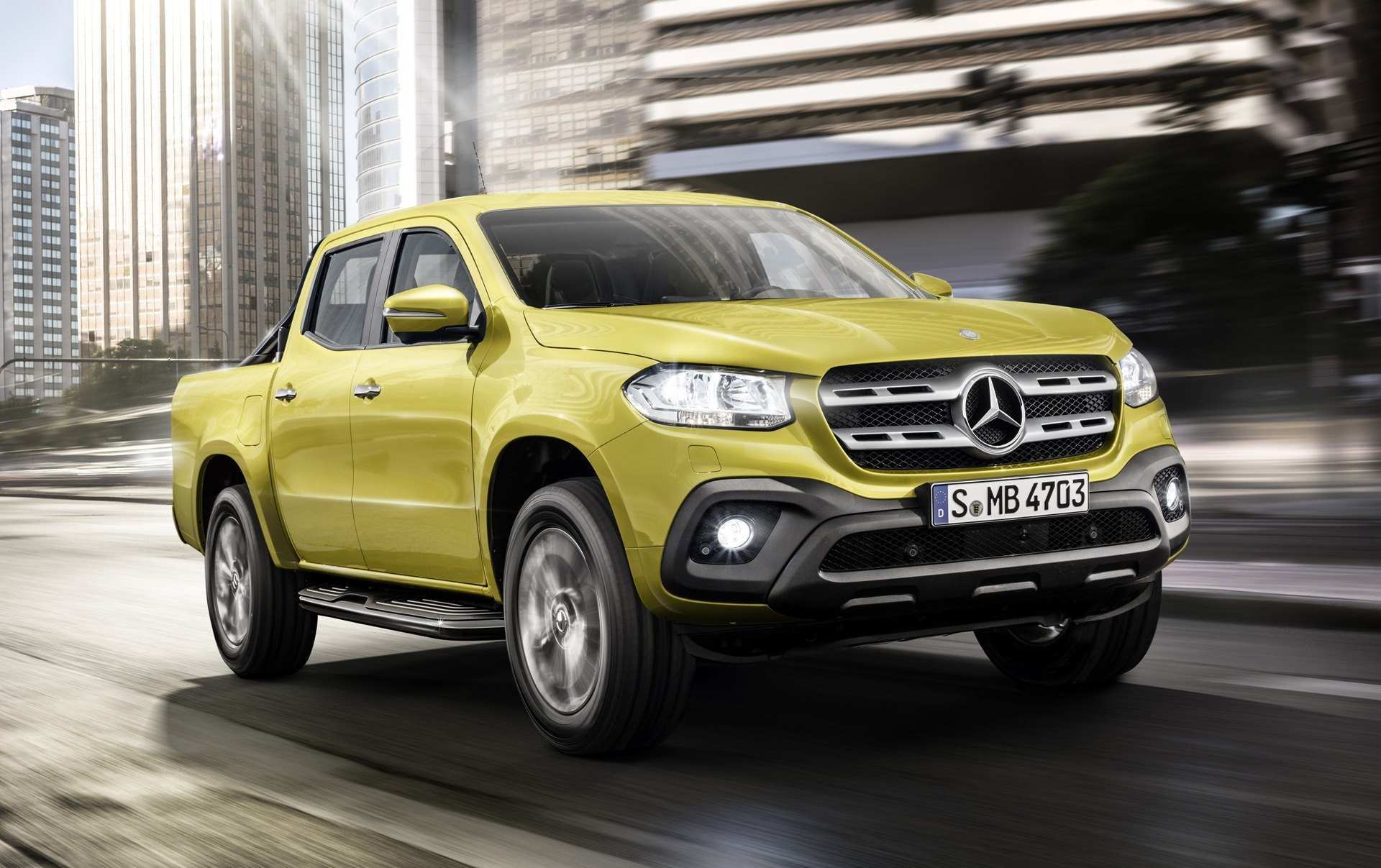 41 Gallery of 2019 Mercedes X Class Overview with 2019 Mercedes X Class